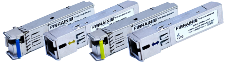 BIDI Gigabit Ethernet Single Fiber SFP