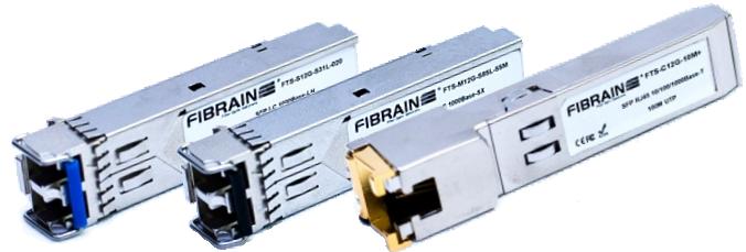 Modul SFP Fast Ethernet Dual Fiber