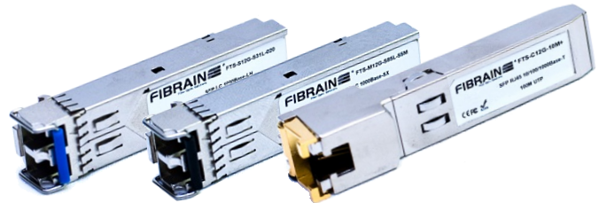 SFP Dual Fiber Gigabit Ethernet