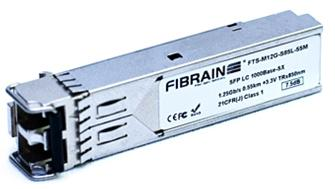 Multirate Dual Fiber SFP