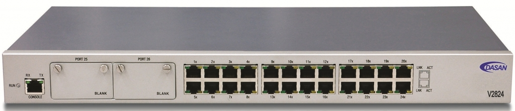 Fast Ethernet Switch Layer 2